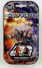 "2003 WWE Jakk's Half Pints ""TRIPLE H"" vs ""UNDERTAKER"" Action Figures-NIP"