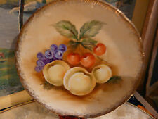 Nice Enesco Fruit Motif Collector Plate