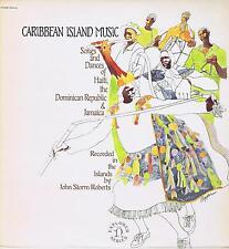 LP CARIBBEAN ISLAND MUSIC HAITI DOMINICAN REPUBLIC JAMAICA LP NONESUCH