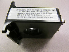 Instrument Transformers Control Transformer Ratio 100:5A Cat 2SFT-101
