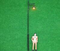 LSL01 Neu 5 Stk. Leuchte Lampen 170mm 12V Spur 1 / 0