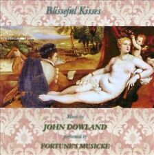 Fortunes Musicke : Dowland: Blisseful Kisses CD