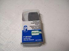 Mitsubishi Parking Lot Programmable ChipKey Ignition Key P-MIT552