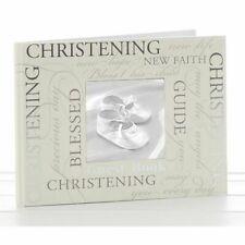 Christening Guest Book Script Keepsake Gift 60982