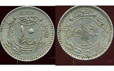 TURKEY  TURQUIE  10 para 1327 - 1912    ( 4 )   ( etat )