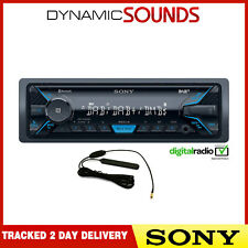 Sony dsx-a500bd Auxiliar USB IPOD IPHONE BLUETOOTH DAB Radio de coche + Antena -
