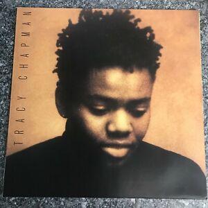 RARE LP VINYL TRACY CHAPMAN SELF TITLED DEBUT ALBUM 1988 UK 1ST PRESS EX/EX