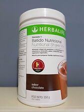 F1 Herbalife FORMULA 1 Nutritional Shake Flavor Chocolate -550g (EXP 11-18) NEW