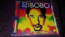 CD DJ Bobo / Planet Colors - Pop Album