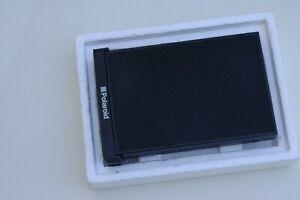 Bronica ETR Polaroid Land Pack Film Back Holder, Excellent in Box