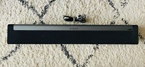 Sonos Playbar Sound Bar With Power Cord - Black (Great Condition)