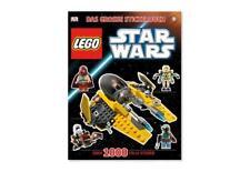 LEGO Star Wars Das große Stickerbuch von Shari Last