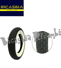 9589 - COPERTONE GOMMA FASCIA BIANCA 3 50 08 GOODRIDE VESPA 150 VBB1T VBB2T