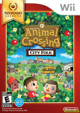Animal Crossing: City Folk (Nintendo Selects) WII New Nintendo Wii