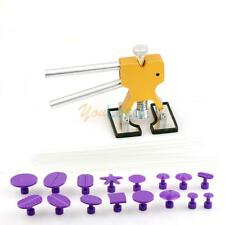 From US Paintless Car Hail Repair PDR Dent Lifter Puller Ding Removal Tools Kits