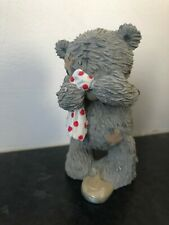 MISSING YOU - RARE ME TO YOU CRYING BEAR RESIN FIGURINE ORNAMENT