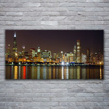 Wandbilder Glasbilder Druck auf Glas 120x60 Stadt Gebäude