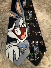 2 Looney Tunes Stamps Collection Vintage 90's Bugs Bunny Taz Daffy Marvin Porky
