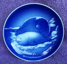 B&G Bing & Grondahl Mors Dag Mother's Day 2001 Seals Plate