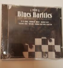 CHESS BLUES RARITIES RARE & UNISSUED RECORDINGS VARIOUS ARTIST NEW WRAPPED CD