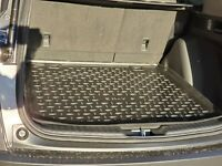 for 2011-2018 PORSCHE CAYENNE Cargo Liner Trunk Floor Mat 3D Molded Boot Tray