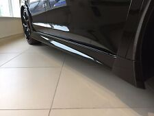 GENUINE HONDA CIVIC TYPE R O/S SIDE SILL 2015-2016 *ALL TYPE R COLOURS AVAILABLE