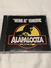 Alapalooza by Weird Al Yankovic (CD, Sep-1998, Zomba (USA))