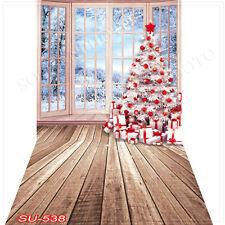 Christmas10'x20'Computer/Digital Vinyl Scenic Photo Backdrop Background SU538B88