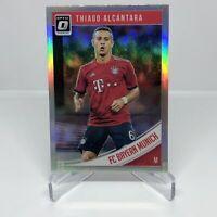2018-19 Panini Soccer Optic Holo #20 Bayern Munich THIAGO ALCANTARA