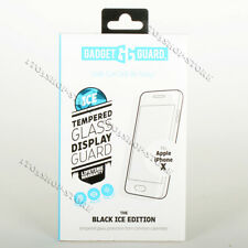 Gadget Guard Black Ice Edition iPhone X & iPhone XS Glass Screen Protector Clear
