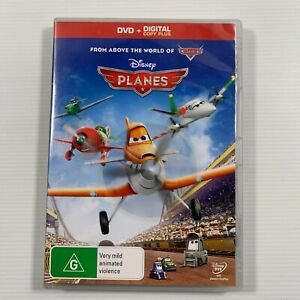 Disney Planes :From Above the World of Cars (DVD 2014) Region 4