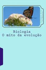 Biologia - o Mito Da Evolucao by Prof Valdemir Mota De Menezes (2015, Paperback)