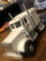 Limited Edition 1995 Dunkin Donuts White Semi-Tractor