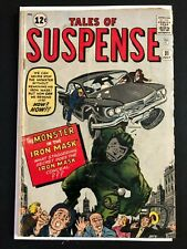 TALES OF SUSPENSE 31 GOOD+ 1ST DOCTOR DOOM PROTOTYPE