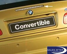 Original BMW 3er E46 Cabrio Dritte Bremsleuchte weiss 3.Bremsleuchte Bremslicht