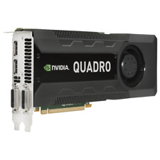 HP Nvidia Quadro k5000 station de travail Cao carte graphique 4 Go PCI-E c2j95aa