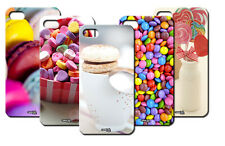 IPM CUSTODIA COVER CASE BISCOTTI MACARONS COOKIE PER CELLULARE iPHONE 5 S 5S