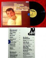 LP Dean Martin GOLDEN canzoni