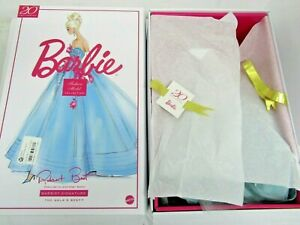 THE GALA'S BEST SILKSTONE BARBIE DOLL 2020 PLATINUM LABEL MATTEL GHT69 NRFB