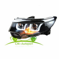 HID Bi-xenon Projector And LED DRL New Headlights For 2010-2014 Ford Edge