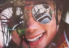 "Michael Jackson King Of Pop Matted Photograph Print Photo Wall Art 20.2X16.2"""