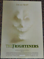 THE FRIGHTENERS 1996 ORIGINAL 11x17 MOVIE POSTER! PETER JACKSON'S HORROR CLASSIC