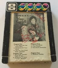 Liberace Presents Vince Cardell Signed Autographed 8 Track
