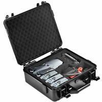 DJI Mavic Pro/Platinum Fly More Kit Drone Hard Waterproof Protective Travel Case