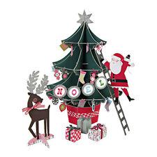 Meri Meri Merry & Bright Albero di Natale Tavolo Centrotavola Festa Decorazione