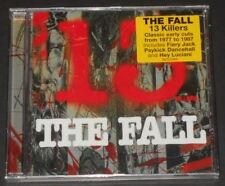 THE FALL 13 killers UK CD 2013 new sealed compilation UNUSUAL SONGS mark e smith