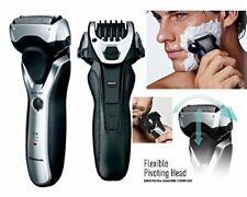 PANASONIC ES-RT47-S511 WET & DRY TRIPLE BLADE MENS RECHARGEABLE ELECTRIC SHAVER