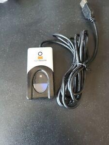 Used Digital Persona U.are.U 4500 USB Fingerprint Reader. Tested