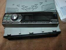 Alpine Coda 9807 Car Stereo MP3/WMA/AAC CD Receiver