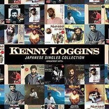 KENNY LOGGINS JAPANESE SINGLES COLLECTION BLU-SPEC CD + DVD 52853
